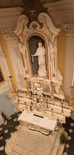 La chiesa del Carmine di Oristano, un gioiello rococò aperto dai Volontari Touring