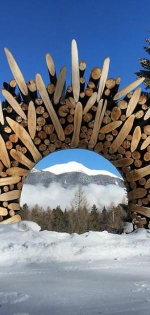 Dopo la tempesta, le prove di rinascita. Il caso di Arte Sella, in Trentino