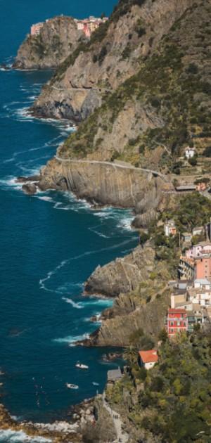 La Via dell'Amore, alle Cinque Terre, riaprirà nel 2023