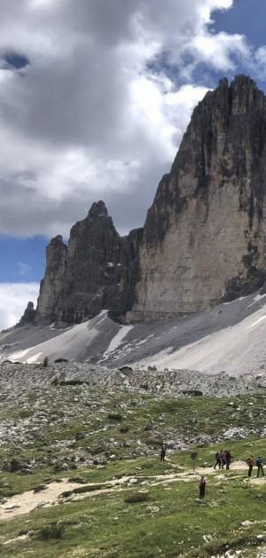 Il giro delle Tre Cime di Lavaredo, simbolo delle Dolomiti