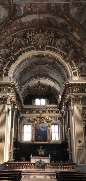 La chiesa di Sant'Antonio Abate a Milano, un sorprendente tesoro aperto dai Volontari Touring