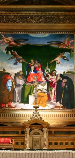 """A Bergamo la chiesa di San Bernardino in Pignolo è un nuovo luogo """"Aperti per Voi"""""""