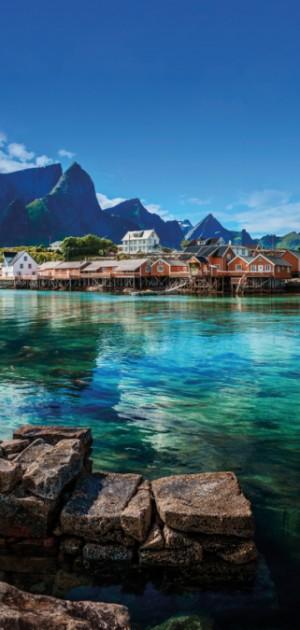 Norvegia: nel Grande Nord con un volo diretto dall'Italia