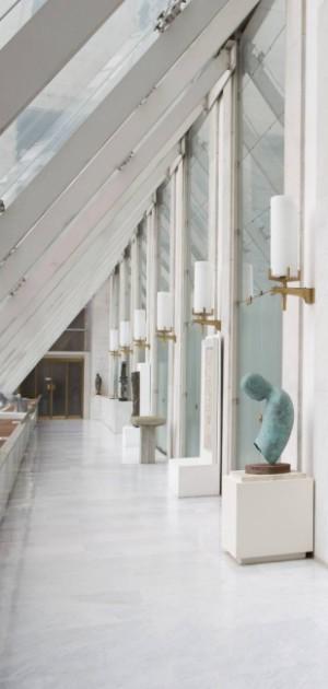 """Dieci """"pillole"""" video per raccontare la collezione d'arte contemporanea della Farnesina. Insieme ai Volontari Touring"""