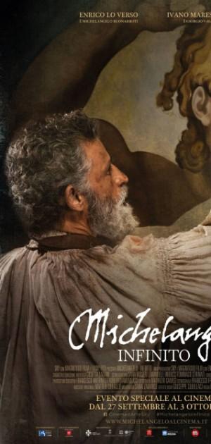 Arriva al cinema un nuovo spettacolare film su Michelangelo