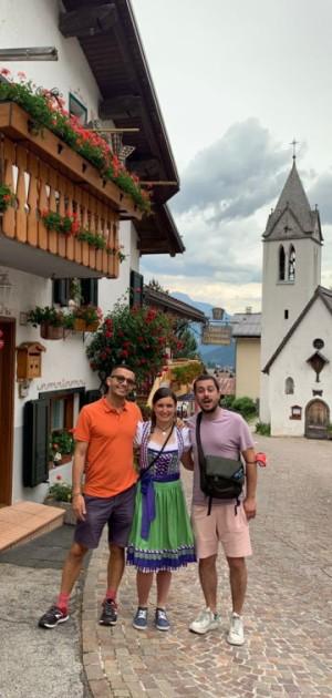 Va' dove ti porta il Touring: la quarta tappa a Rocca Pietore, in Veneto