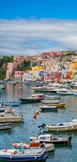 Procida è Capitale italiana della cultura 2022