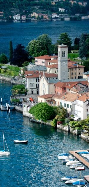 Quali sono i borghi più belli sui laghi?